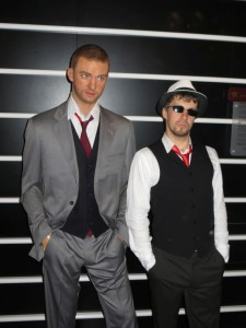 Amsterdam - Mit Justin Timberlake