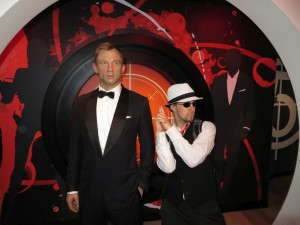 Amsterdam - Mit James Bond